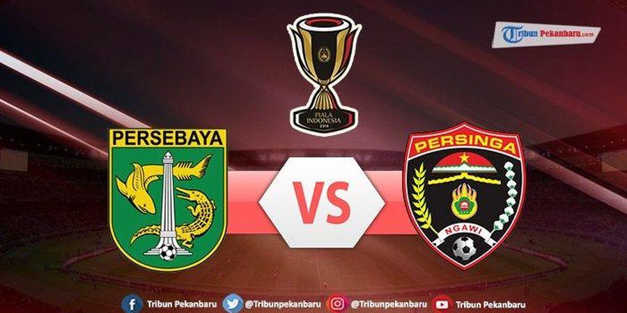 Persebaya Lolos 16 Besar Piala Indonesia Usai Menang 8-0 Atas Persinga