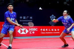 Ganda Campuran Indonesia Dianggap Kurang Memuaskan pada BWF World Tour Finals 2019