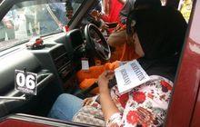 Suzuki Escudo Jadi TKP, Kunci Roda Hilangkan Nyawa Selingkuhan