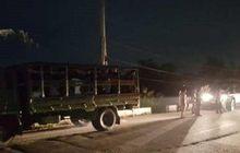 Sial Bener, Niat Rampok Cegat Truk Melintas, Ternyata Milik Tentara