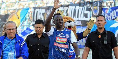 4 Transfer Kejutan Awal Musim Liga 1 2020, dari Makan Konate hingga Striker Persib