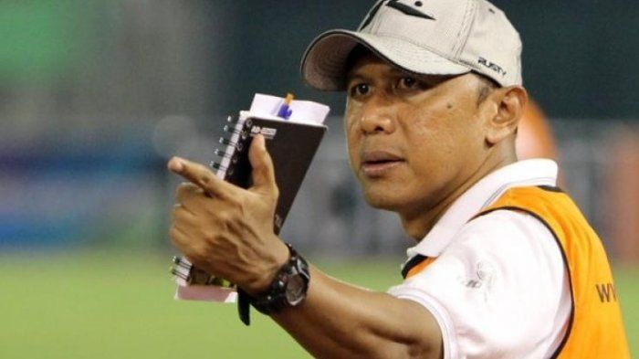 Pelatih Tira-Persikabo, Rahmad Darmawan.