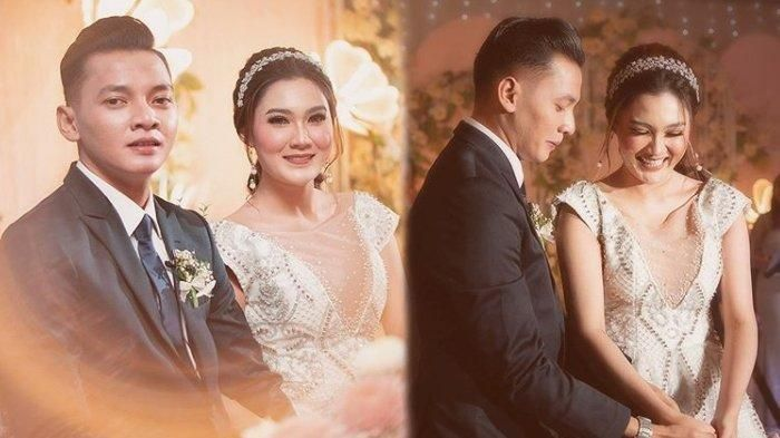 Momen indah pernikahan Dory Harsa dan Nella Kharisma