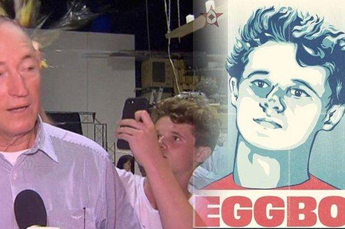 Usai Pecahkan Telur ke Kepala Senator Australia, Will Connolly 'Egg Boy' Dapat Uang Setara Harga 8 Yamaha XMAX