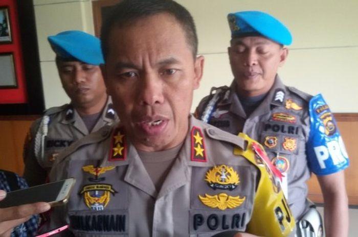 Kapolda Sumatera Selatan, Irjen Pol Zulkarnain Adinegara
