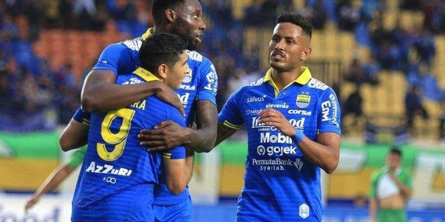 Positif Virus Corona, Wander Luiz Dapat Dukungan dari Pemain dan Pelatih Persib