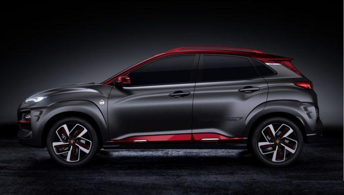 Hyundai Kona Iron Man Edition baru mulai dijual Maret mendatang