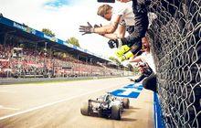 Juarai GP F1 Italia, Hamilton Telak Permalukan Ferrari Di Kandang Sendiri