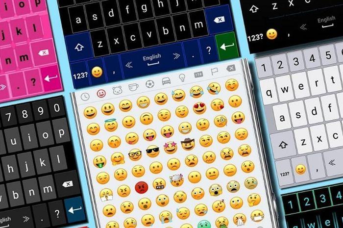Cara Mudah Pakai Simbol Emoji iPhone Di Android, Gunakan Aplikasi ...