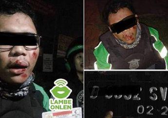 Tragis, Pengojek Online Jadi Korban Begal Motor di Tangsel, Luka Parah dan Berdarah di Wajah