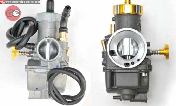 Tes Karburator Kw Dipasangi Kit Karburator Racing Hasilnya Wow