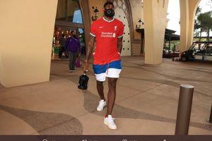 Untung Di Balik LeBron James Pamer Jersey Nike Anyar Liverpool