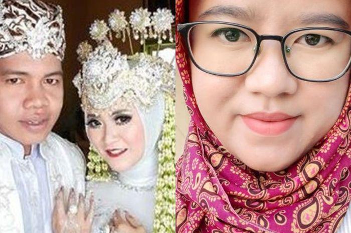Wanita ini berurai air mata curhat di media sosial karena ditinggal nikah lagi dengan suaminya padahal masih menjadi istri sah