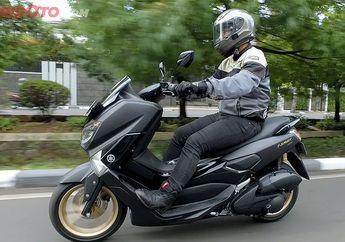 Pasang Komponen Ini, Motor Yamaha NMAX, Aerox dan Lexi Dijamin Males ke Pom Bensin