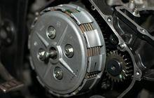 Kopling Kawasaki Z250 Selip? Mungkin Bukan Kampas, Tapi As Tuas Lecet