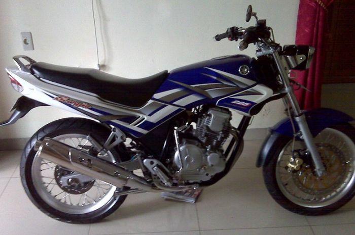 Ilustrasi Yamaha Scorpio