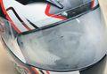 Embun di Kaca Helm Full Face Bisa Bikin Celaka, Solusinya Cuma Pakai Bor