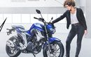 Eits, Yamaha Scorpio Masih Eksis Lo di Brasil, MT-25 Kalah Canggih