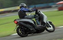 Yamaha Lexi Bengkak Jadi 155 Cc, Cukup Uang Rp 600 Ribuan