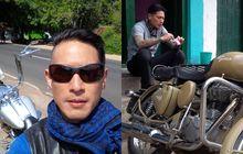 Kisah Unik Chef Juna Bersama Motor, Pernah Touring Sampai Himalaya