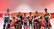 Tahu Nggak Siapa? Ada Pembalap Legenda Di Launching Tim Repsol Honda