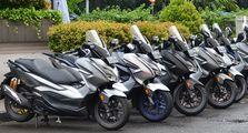 Motornya Masih Baru, Klub Honda Forza Indonesia Sudah Punya Ratusan Anggota