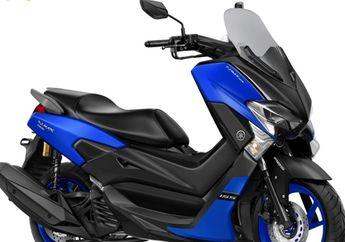 Asyik, Datang ke Dealer dan Bayar Rp 2,8 Juta Yamaha NMAX Baru Bisa Dibawa Pulang
