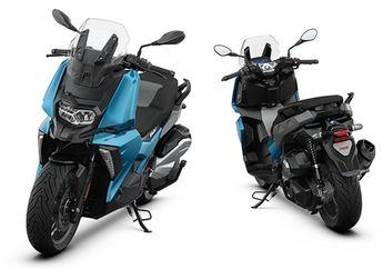 Punya Harga dan Fitur Kelas Atas, Motor BMW C400X Tidak Punya Pesaing di Indonesia?