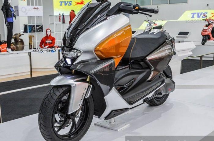 Motor konsep TVS Entorq 210