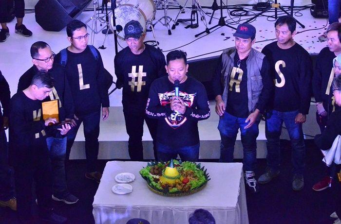 Pengukuhan klub Honda Forza di Indonesia