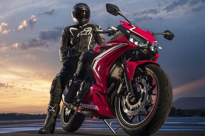 Honda CBR500R 2019 punya desain agresif