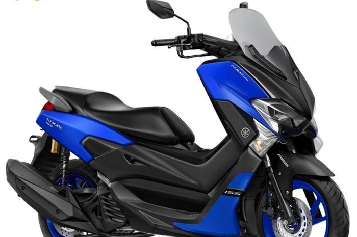 Proyeksi Yamaha NMAX facelift 2019