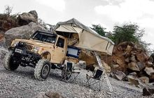Modifikasi Suzuki Jimny Ini Siap Untuk Dibawa Liburan di Hutan