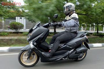 Hasil Test Ride Yamaha Nmax 155 Abs 2018 Lebih Nyaman Buat Harian
