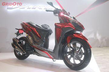 Ini Dia Modifikasi All New Honda Vario 150 2018 Yang Bikin Mata
