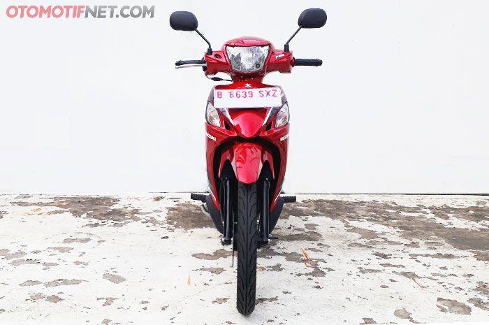 Suzuki New Smash FI tetap ramping