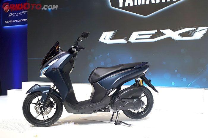 Nih 16 Poin Menarik Dari Yamaha Lexi 125 Yang Wajib Anda Ketahui