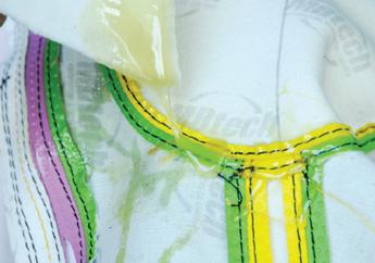 Kulit Jok Bocor Coba Dilapis Plastik Sebelum Dipasang Agar Pantat Gak Basah