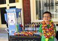 Awalnya Ingin Sepeda, Anak Ini Malah Sukses Berjualan Es Krim Serut, Kok Bisa?
