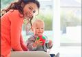Ini Dia Tips Atasi dan Antisipasi Bayi Rewel Saat Diajak Berlebaran