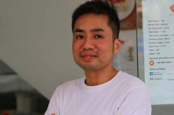 Jeffry Goh meninggalkan pekerjaannya dengan gaji Rp.130 Juta per Bulan demi membantu sang ibu