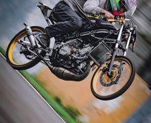 Jagoan Kemayoran Dan Sentul, Ini  Kawasaki Ninja 150 Kelas Standar Porting