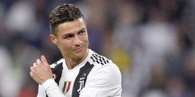 Cristiano Ronaldo Cetak Rekor Bersama Juventus saat Real Madrid Merana