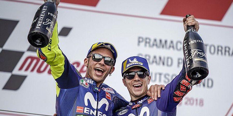 Valentino Rossi Bicara Peta Kekuatan MotoGP 2019