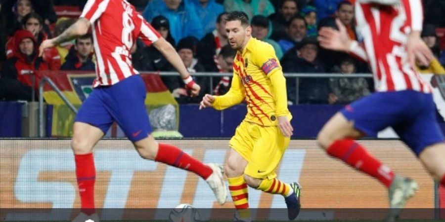 Messi Pilih Mesin Gol Liverpool Ketimbang Ronaldo, Ini Alasannya