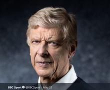 Arsene Wenger yang Tak Terlihat Menua Meski Sudah Berusia 70 Tahun