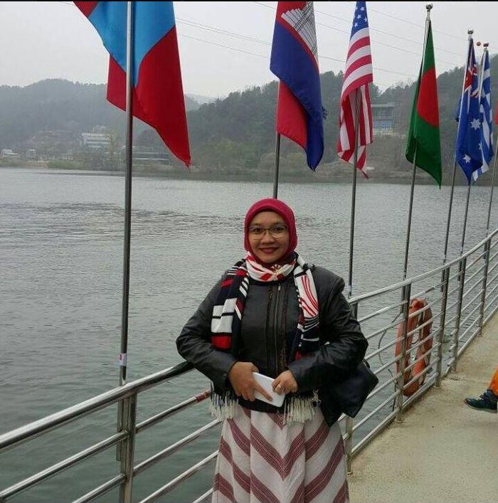 Wury Estu Handayani, istri Ma'ruf Amin
