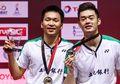 Hasil Olimpiade Tokyo 2020 - Duo Menara Runtuh! Lee Yang/Wang Chi-lin Raih Medali Emas