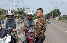 Polisi Gadungan Petantang Petenteng Minta Duit, Terbongkar Profesi Aslinya