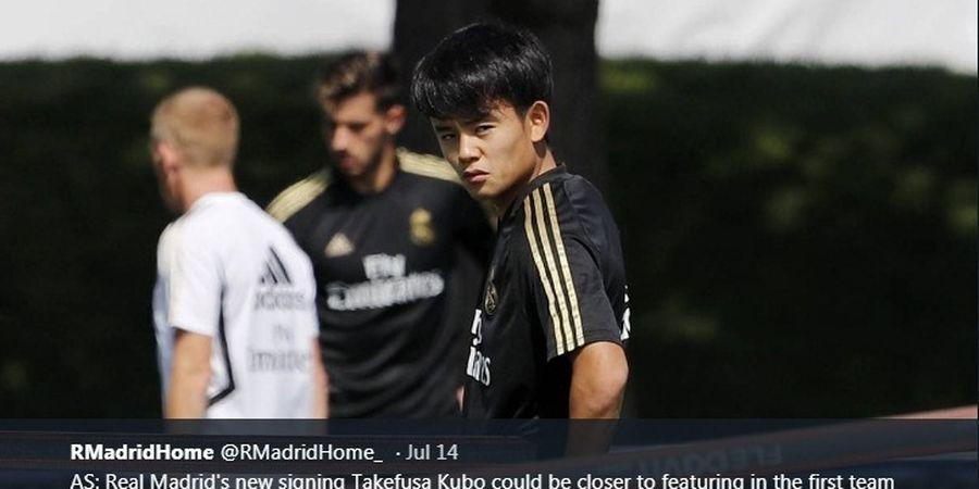 2 Pemain Real Madrid Bergelar The Next Lionel Messi Punya Nasib Berbeda di Musim 2020-2021
